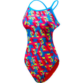 TYR W's Le Reve Trinityfit Swimsuit Durafast One Pink/Turquoise